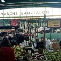 Photo taken at Marché Jean-Talon by Sylvain B. on 12/24/2012