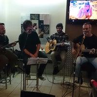 Photo taken at Cerveceria Garota by Dali on 2/9/2014