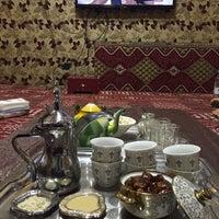 Photo taken at الديوانية الخليجية by Mohammad B. on 8/2/2016