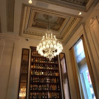 Photo taken at Champagne Bar Plaza Hotel by Domo N. on 10/1/2017
