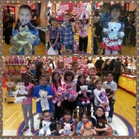 Photo taken at Build-A-Bear Workshop by Diana G. on 2/2/2014