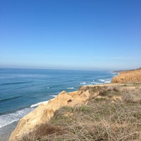 Photo prise au Torrey Pines State Beach par Mark R. le2/23/2013