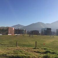 Photo taken at Liga Rinconada by José Ignacio on 7/19/2014