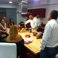 Photo taken at Cooking Workshop Consulting by Demosthenis on 7/22/2014