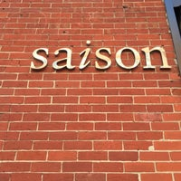Photo taken at Saison by Michael C. on 8/9/2015