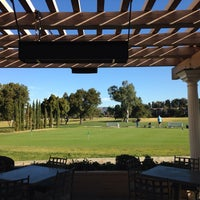 Photo taken at Lake San Marcos Country Club Golf Course by Kelley W. on 12/31/2013