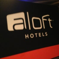 Photo taken at Aloft Tallahassee Downtown by Sunny S. on 7/25/2013