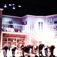 Photo taken at Teatro Luigi Pirandello by Arelis F. on 6/11/2013