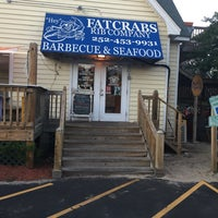 Photo taken at Fat Crabs Rib Company by Michael D. on 6/3/2017