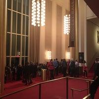 4/9/2017 tarihinde Michael D.ziyaretçi tarafından Kennedy Center Concert Hall - NSO'de çekilen fotoğraf