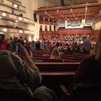 1/15/2017 tarihinde Michael D.ziyaretçi tarafından Kennedy Center Concert Hall - NSO'de çekilen fotoğraf