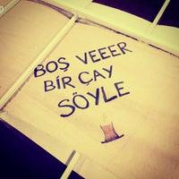 Photo taken at Şubat cafe by Bozak S. on 11/19/2014