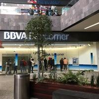 Photo taken at BBVA Bancomer by Jahir L. on 11/13/2016