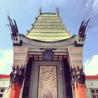 Photo taken at TCL Chinese Theatre by Citra P. on 5/21/2013