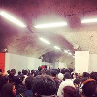 Foto tomada en Metro Vicente Valdés por Jaime M. el 3/25/2013