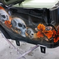 Automotive tattoos custom paint eau claire wi for Tattoo shops in eau claire