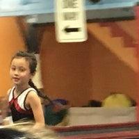Photo taken at Gymnastics Academy of Boston by Christa M. on 6/17/2017