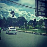 Photo taken at Jembatan Merah by Farhan A. on 12/30/2012