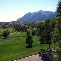 Photo taken at Cheyenne Mountain Resort by Chris M. on 10/7/2012