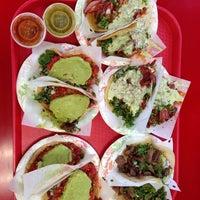 Photo taken at Tacos El Gordo De Tijuana by Nikki S. on 6/15/2013