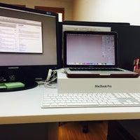 Photo taken at Duke Kunshan University KSTEP Office by John R. on 6/24/2014