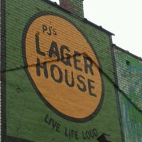 Photo taken at PJ's Lager House by David L. on 3/10/2013
