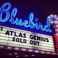 Foto scattata a Bluebird Theater da Lindsay J. il 6/1/2013