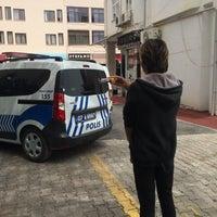 Photo taken at Kemer Polis Merkezi by Berk Ö. on 4/8/2016