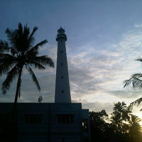 Photo taken at Mercusuar Anyer by indri. k. on 3/2/2013