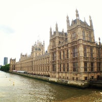Photo taken at Houses of Parliament by Brant C. on 6/24/2013
