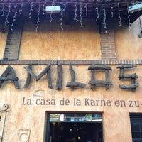 Foto tomada en Kamilos 333 por Elias C. el 12/9/2012