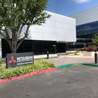 Photo taken at Mitsubishi Motors R&D of America by Mike R. on 5/11/2017