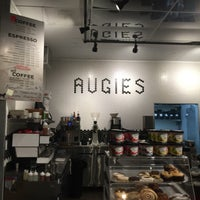 Photo taken at Augie's Coffee Roasters by Mike R. on 11/8/2016