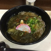 Photo taken at 明石食堂 フードコート 第二神明明石サービスエリア by lee_koo on 1/1/2015