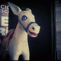 Photo taken at Burros con Alas by Rodrigo M. on 12/31/2012
