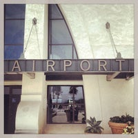 Photo taken at Santa Barbara Municipal Airport (SBA) by Christopher L. on 6/13/2013