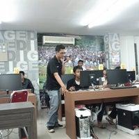 Photo taken at PrimaGraphia by Gusti Algi on 10/15/2012
