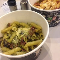 Photo taken at Pasta Pasta by Greenberry P. on 9/22/2013