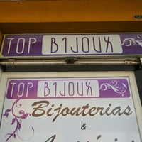 Photo taken at TOP Bijoux by André M. on 7/4/2014