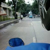 Photo taken at Jalan Raya Bogor by Wage S. on 2/17/2013