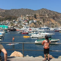 Photo taken at Catalina Snorkel & Scuba by Michelle H. on 9/6/2016