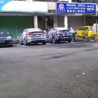 Photo taken at Snow Car Wash @ Bandar Pinggiran Subang by Nurul H. on 1/6/2013