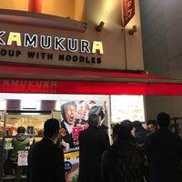 Photo taken at 麺's room 神虎 なんば店 by Jun.men on 2/16/2017
