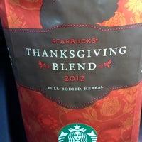 Photo taken at Starbucks by Lori on 11/1/2012