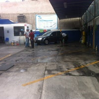 Photo taken at speedy car wash by Alfredo L. on 4/1/2013