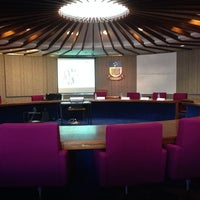 Photo taken at Council Room by Miera Y. on 10/31/2013