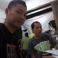 Photo taken at Warung Sate Solo Pak Rin by pepolicious @. on 1/11/2013
