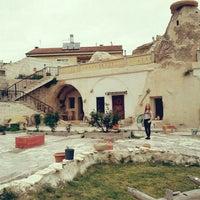 4/29/2016 tarihinde Dilan G.ziyaretçi tarafından Ortahisar Cave Hotel'de çekilen fotoğraf