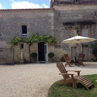 Photo taken at Domaine L'Amourette by Pepijn P. on 7/14/2014