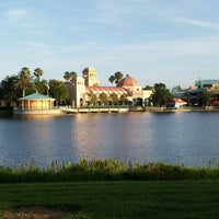 Photo taken at Disney's Coronado Springs Resort by Deb L. on 6/2/2013